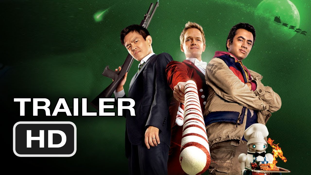 Harold And Kumar Escape From Guantanamo Bay Full Movie Free trailer - a very harold and kumar 3d christmas (2011) trailer - hd movie