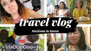 Mexicans in Korea | Vlog #1 ☀️ Summer Vacation in Seoul 2019