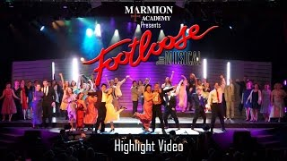 Marmion Academy: Footloose The Musical Highlight Video