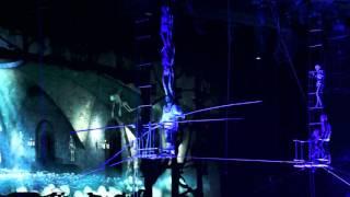 Шоу Запашных Хозяйка Мертвого озера -  Эдгард-канатаходец
