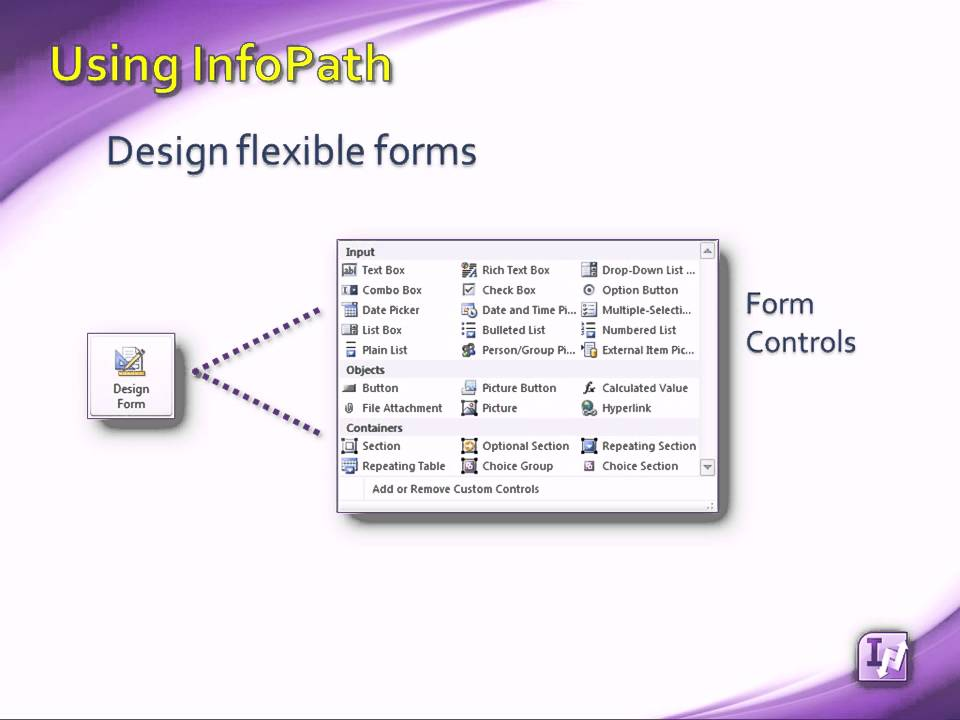 InfoPath 2010 | Overview of Uses and Features - YouTube