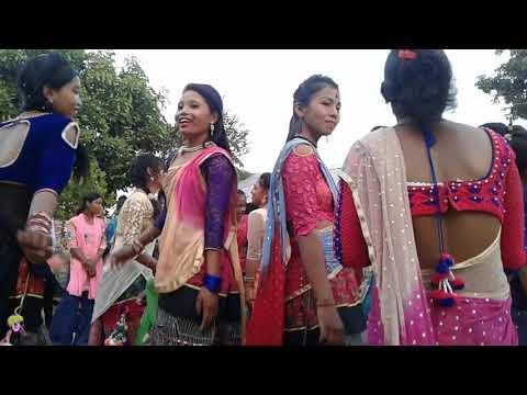 Tharu Dance In Diwali 2019
