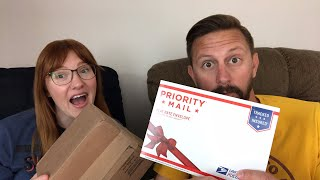 WEsday live mail vlog number 74!