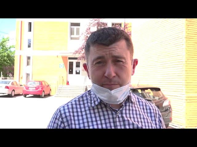 121. 10 ezer egészségügyi maszk Hargita megyének
