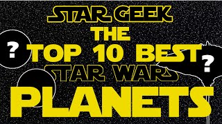 TOP 10 CAT COUNTDOWN STAR WARS