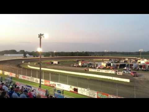 Fairmont Raceway Sportmod feature 6-10-17