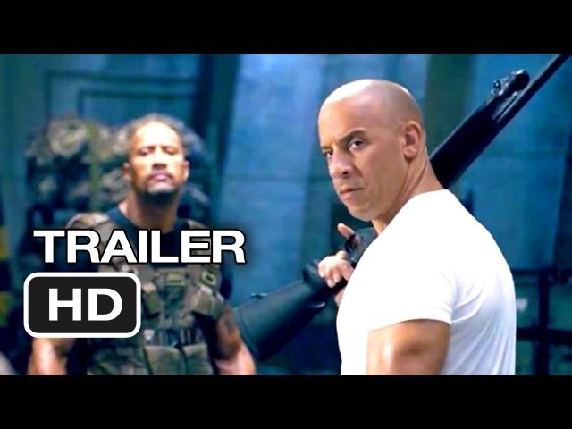 Fast & Furious 6 Official Final Trailer (2013) - Vin Diesel Movie HD Travel Video