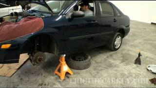 2002 Ford Focus Clutch Replacement Video (Part 4) - Ericthecarguy