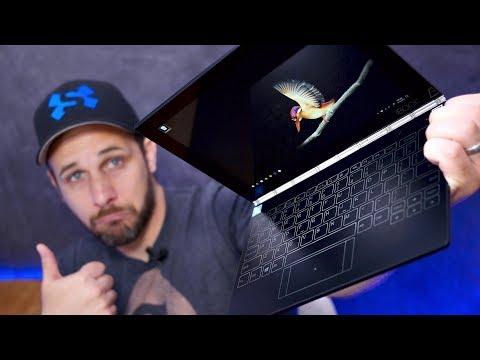Lenovo Yoga Book: Better than Surface Go?
