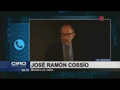 No trabajo con Claudio X. González ni estoy en contra de AMLO: Cossío