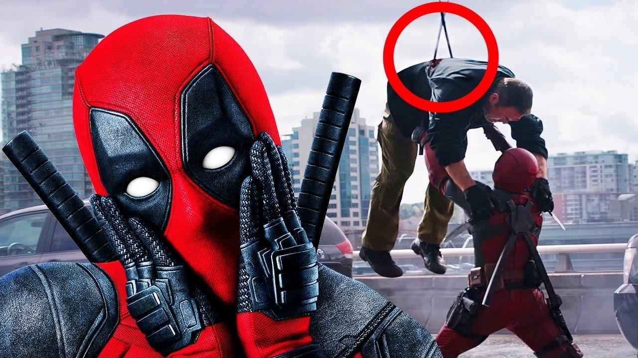 7 Coole Geheimnisse über Deadpool