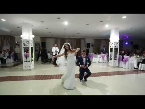 Танец жениха и невесты РенатЭллина Свадьба 09.10.15 день2