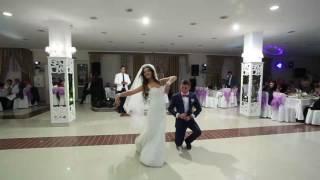 Танец жениха и невесты #Ренат_Эллина Свадьба 09.10.15 день2