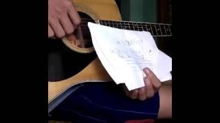 Hướng dẫn chơi guitar điệu Bolero kỹ thuật tay phải