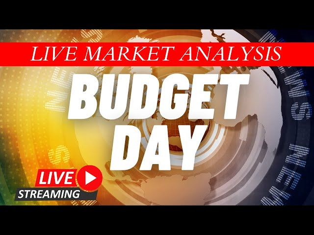 Captured Big Rally of Budget Day with IWC Analytics | Sachin Bhatia Equity Research