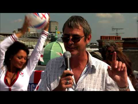 Neil Morrissey & England's Pride- England's on the way (The lion sleeps tonight) Official video