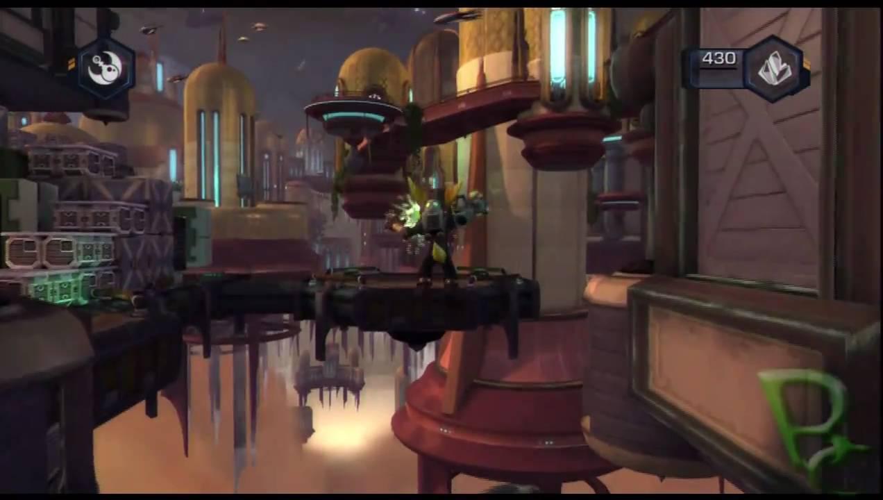 Ratchet Amp Clank Tools Of Destruction Walkthrough Part 4 Planet Kortog YouTube