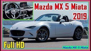 New Mazda MX 5 Miata 2019 - Mazda MX5 RF