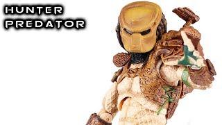 NECA HUNTER PREDATOR Alien vs. Predator Action Figure Review