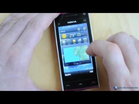 Nokia X6-00 16GB: Interface - Parte 2