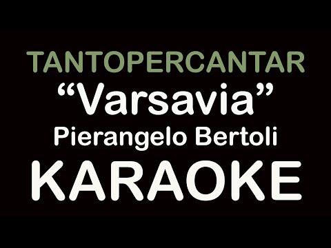 Varsavia Bertoli Base Karaoke