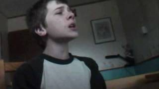 lcf38~Me Singing Baby by Justin Bieber & Ludacris.