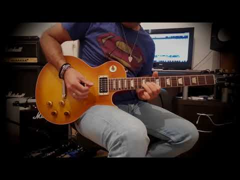 Slash Ballad Guitar Solo Improvise