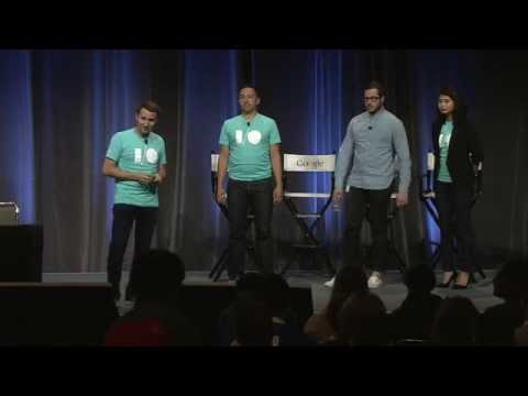 Google I/O 2014 - Material design: Structure and components