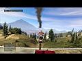 Grand Theft Auto V - PS4® - Plane Crash!