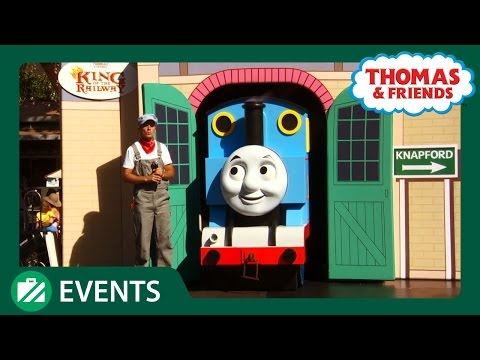 King of the Railway Movie Premiere in Los Angeles | Events Out with Thomas | Thomas & Friends from YouTube · Duration:  1 minutes 41 seconds