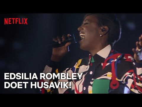 Edsilia Rombley - Husavik (Cover) uit Eurovision Song Contest: The Story of Fire Saga