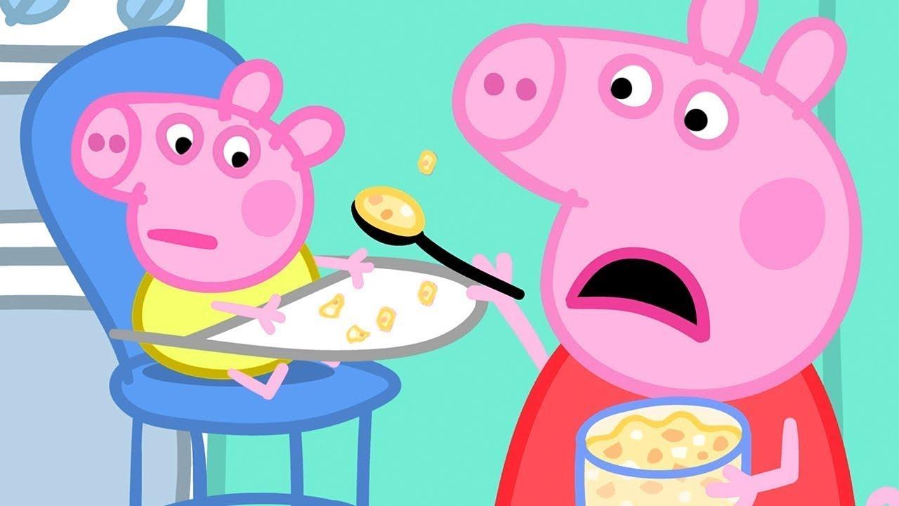Peppa Pig Português Brasil | A NOITE BARULHENTA | HD | Desenhos Animados