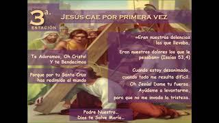 Via Crusis 4ta semana de Cuaresma - Ministerio de niños de Santiago Apostol
