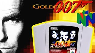 GoldenEye 007 N64 Commercial 1997 - Japanese Trailer