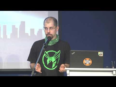 TZM-Ukraine: ''TZM European Meet Up 2017 / Oleg Savitsky - The climate change issue''