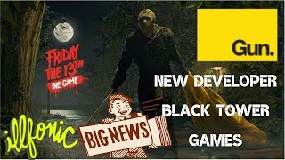 Friday the 13th The Game | HUGE News! | New Developer | PS4 Pro Gameplay 1080p 60 fps