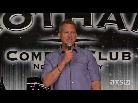 Andrew Kennedy   Gotham Comedy Live