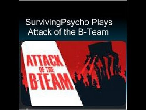 Attack of the b team s1 e1 what is that thing youtube