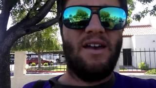 apollo high school preacher gets hit on the head with a baseball bat