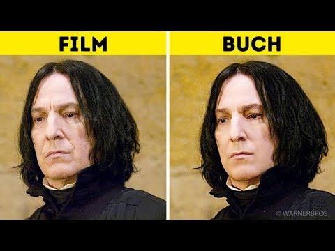 Harry Potter Charaktere: