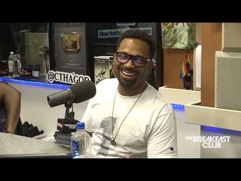 V Gomez - Mike Epps Talks New Marriage & New Comedy Special!