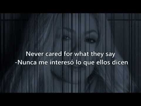 Shakira -Nothing Else Matters/Despedida -English & Español Lyrics