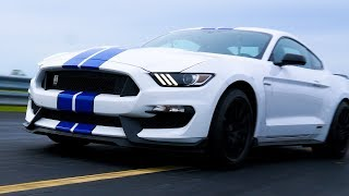 HPE850 Shelby GT350 Mustang Action and Driving Impression
