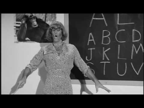 Forbidden Zone Alphabet Song