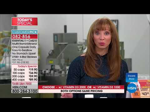 HSN | Andrew Lessman Live From ProCaps Laboratories 02.25.2018 - 08 AM
