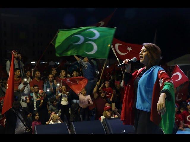 Azerin - 15 Temmuz Gecesi (Video Klip)