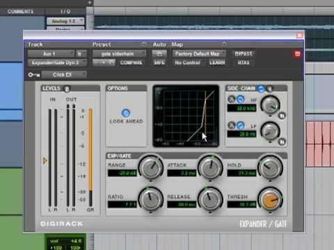 Pro tools 8 recording tutorial.