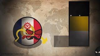 CountryBalls-Альтернативное Прошлое Европы. Первая мировая война