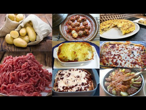 que-faire-avec-de-la-viande-hachée-et-de-la-pomme-de-terre?-6-recettes-délicieuses