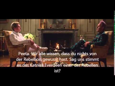 First Interview Peeta Mellark
